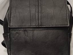 Рюкзак- сумка кожаный