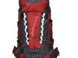Рюкзак туристический Jinshiweiq объем 70 5л красный