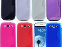 S-line TPU Силикон чехол Samsung i9300 Galaxy S3
