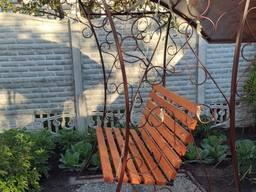 Садовая качеля
