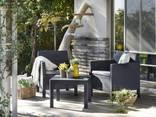 Садовая мебель Allibert Orlando Weekend - фото 2