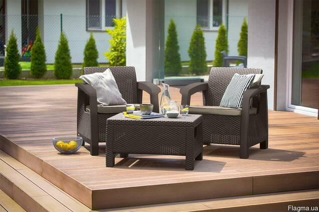 Садовая мебель Bahamas Weekend Set Allibert, Keter
