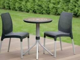 Садовая мебель Chelsea Set With Mosaic Table Allibert, Keter