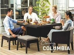 Садовая мебель Columbia Dining Set 7 Pcs Allibert, Keter