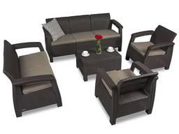 Садовая мебель Curver Corfu Set 7