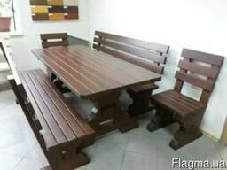 Садовая мебель, мебель для кафе