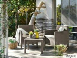 Садовая мебель Orlando Balcony Set Allibert, Keter