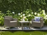 Садовая мебель Allibert Orlando Weekend - фото 6