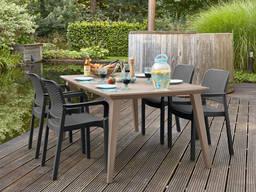 Садовая мебель Samanna Lima Dining Set Allibert, Keter - фото 4