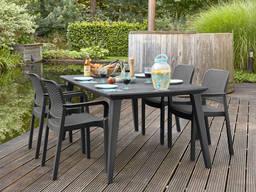 Садовая мебель Samanna Lima Dining Set Allibert, Keter - фото 5
