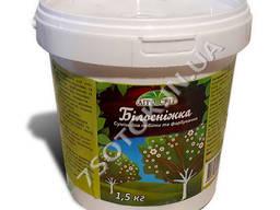 Садовая побелка «Белоснежка» 1. 5 кг, оригинал