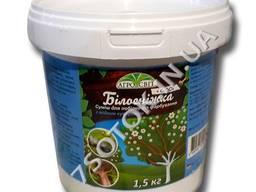 Садовая побелка «Белоснежка» 1, 5 кг с медным купоросом, оригинал