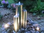 Садовые фонтаны, декоративные пруды, искусственные водопады - фото 2