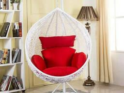 Садові підвісні крісла кокони кулі купити в Полтаві