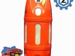 SafeGas Газовий полімерний балон Lite Safe 12 л 0591