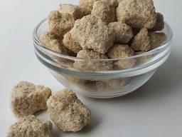 Сахар колотый с имбирем 0, 5кг.