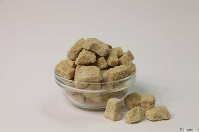 Сахар тростниковый колотый Демерара 0,5кг