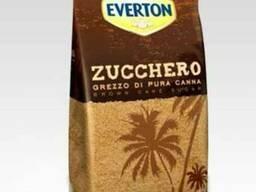 Сахар тростниковый коричневый Everton Италия 1 кг