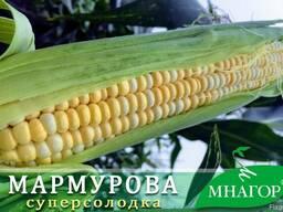 Сахарная кукуруза Мраморная F1, 200 семян, ТМ Мнагор