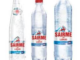 Sairme минеральная вода