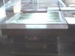 Салат бар б/в Tecfrigo Oasi 8 Італія, вітрина холодильна
