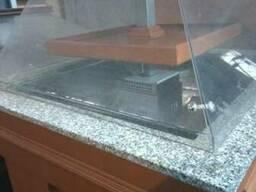 Салат-бар, островная витрина Igloo WCHC 1,0 x 1,0 S