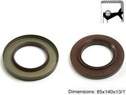 Сальник DAF 95XF хвостовика CO01027965 DPH111374 (1287102. ..