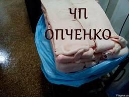 Сало украинского производства (бок хребет шкура)