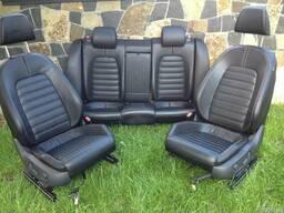 Салон, сиденья, сидения, Volkswagen CC, Volkswagen passat
