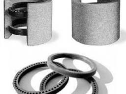 Резиновые уплотнительные кольца на асбестоцементную муфту