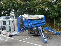 Самоходный подъемник Bluelift C21/11 б/у - фото 1