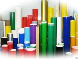 Самоклеящиеся пленки для печати и дизайна в ассортименте