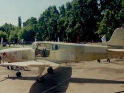 Самолет Як-18т с двигателем М-601Б. (владелец)