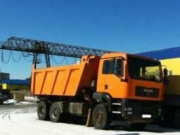 Самосвал 20-30 тонн
