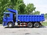 Самосвал 30 тонн Shacman карьерный - фото 3