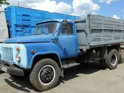Самосвал ГАЗ 53 самосвал полностью на ходу, двигатель бензиновый - 45 000 грн. Бровары