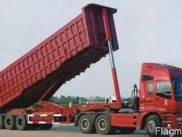 Самосвальная система для Daf, Iveco, Man, Mersedes, Scania