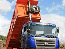 Самосвалы 30 тонн. Грузоперевозки всех сыпучих грузов.
