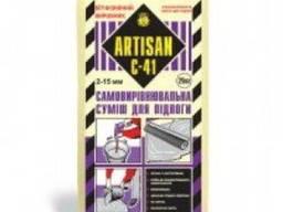 Самовыравнивающая смесь для пола 2-15 мм Артисан С-41, 25 кг