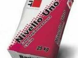 Самовыравнивающаяся смесь Baumit Nivello Uno, 25 кг