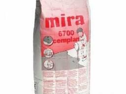 Самовыравнивающаяся смесь для пола MIRA 6700 cemplan