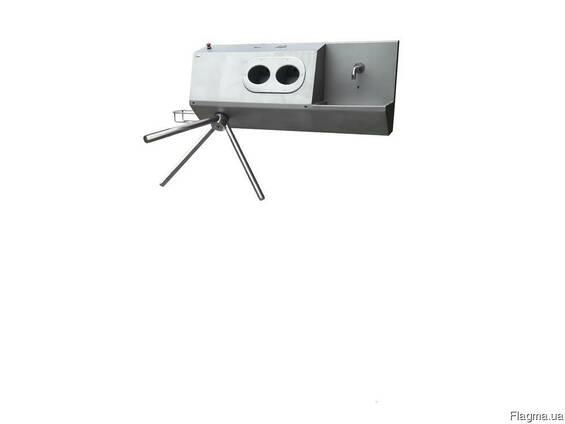 Санпропускник станция гигиены SPG 1100
