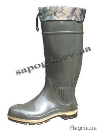 aae5a6179 Сапоги резиновые (ПВХ) мужские высокие с цена, фото, где купить Киев ...