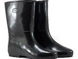 Сапоги резиновые рабочие, спецобувь, рабочая обувь