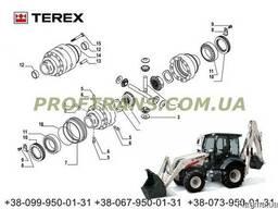 Сателиты TEREX 820 терекс дифференциал