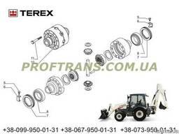 Сателиты TEREX 860 терекс дифференциал