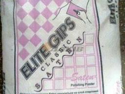 Сатенгипс «Элитгипс» 25кг