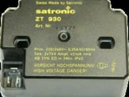 Satronic Трансформатор розжига ZT 930