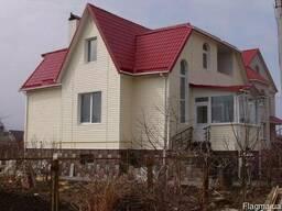 Сайдинг Alta Profil. Коллекция ТМ Ангара и ТМ Канада в Крыму