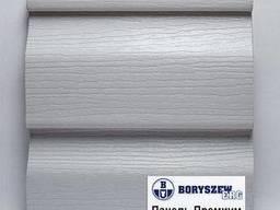 Сайдинг Панель стеновая Премиум, цвет серый